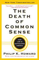 The Death of Common Sense [Pdf/ePub] eBook