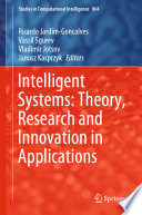 Intelligent Systems  Theory  Research and Innovation in Applications