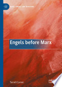 Engels before Marx