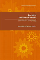 Journal of International Students 2016 Vol 6 Issue 2