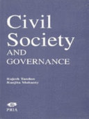 Civil Society And Governance