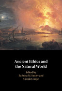 Ancient Ethics and the Natural World