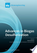 Advances in Biogas Desulfurization