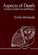 Pdf Aspects of Death in Early Greek Art and Poetry
