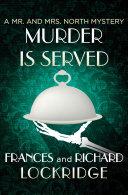 Pdf Murder Is Served