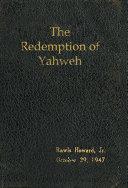 The Redemption of Yahweh Pdf/ePub eBook