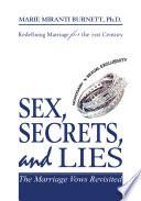 Sex  Secrets  and Lies