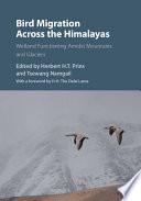 Bird Migration across the Himalayas Book