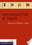International Code of Signals