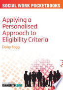 Ebook Applying A Personalised Approach To Eligibility Criteria