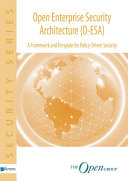 Open Enterprise Security Architecture O ESA