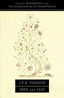 Tree and Leaf: Including MYTHOPOEIA Pdf/ePub eBook