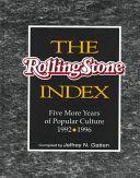 Pdf The Rolling Stone Index
