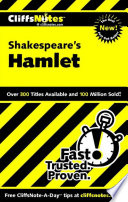CliffsNotes on Shakespeare s Hamlet