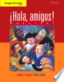 Cengage Advantage Books Hola Amigos Worktext Book