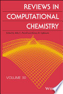 Reviews in Computational Chemistry Book