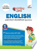 Olympiad Champs English Class 1 with Past Olympiad Questions 2nd Edition