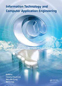Information Technology and Computer Application Engineering
