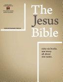 The Jesus Bible  ESV Edition  eBook