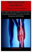 Rheumatoid Arthritis  Understanding Arthritis  Book