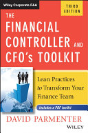 The Financial Controller and CFO's Toolkit Pdf/ePub eBook