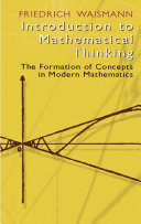 Introduction to Mathematical Thinking