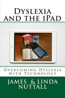 Dyslexia and the IPad Book