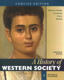 A History of Western Society  Concise Edition  Volume 1   Launchpad for a History of Western Society  Six Months Access