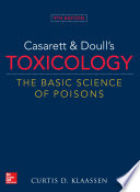 Casarett   Doull s Toxicology  The Basic Science of Poisons  Ninth Edition