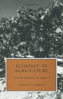Ecology in Agriculture