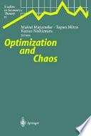 Optimization and Chaos Book