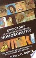 Directory of Diseases & Cures (Part-II)