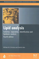 Lipid Analysis
