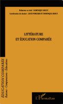 Pdf Littérature et éducation comparée Telecharger