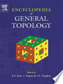 Encyclopedia of General Topology Book