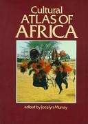 Cultural Atlas of Africa Book