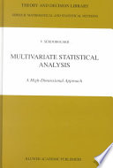 Multivariate Statistical Analysis Book PDF