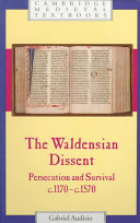 The Waldensian Dissent