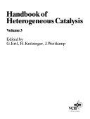 Handbook of Heterogeneous Catalysis
