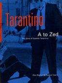 Tarantino A To Zed