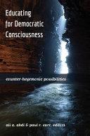 Educating For Democratic Consciousness