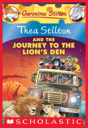 Pdf Thea Stilton and the Journey to the Lion's Den