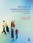 Methods in Human Geography
