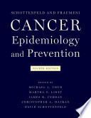 Cancer Epidemiology and Prevention Book