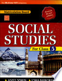 Social Studies For Class V (Tn)