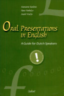 Oral Presentations in English