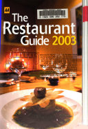 The AA Pub Guide 2003