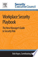Workplace Security Playbook Book