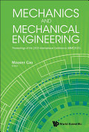 Mechanics and Mechanical Engineering: Proceedings of the 2015 ...
