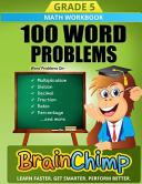100 Word Problems Grade 5 Math